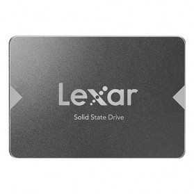Laptop / Notebook - Lexar NS100 SSD 2.5 Inch SATA III (6Gb/s) 512GB - LNS100 - Black