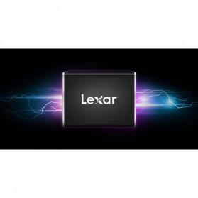 Lexar SL100 Pro Portable SSD USB Type C 500GB - LSL100P - Black - 7
