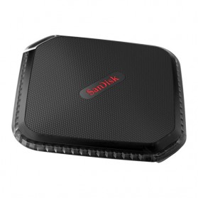 SanDisk Extreme 500 Portable SSD USB 3.0 1TB - SDSSDEXT-1T00 - Black - 3