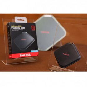 SanDisk Extreme 500 Portable SSD USB 3.0 1TB - SDSSDEXT-1T00 - Black - 5