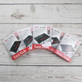 SanDisk Ultra 3D SSD 500GB - SDSSDH3-500G - Black - 3