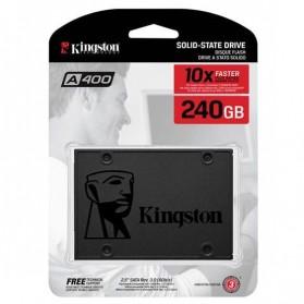 KINGSTON A400 SSD SATA3 6Gb/s 480GB - SA400S37/480G - 4