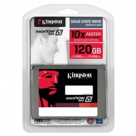 Kingston SSDNow V300 SATA 6Gb/s 240GB - SV300S37A/240G - Black - 3