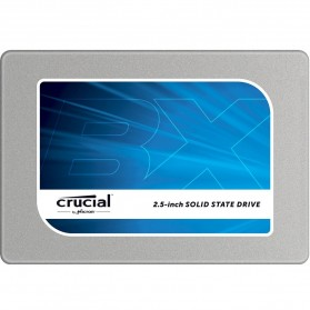 Crucial SATA 2.5 Internal SSD 6GB/s 500GB - BX100 - 1