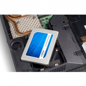 Crucial SATA 2.5 Internal SSD 6GB/s 500GB - BX100 - 4