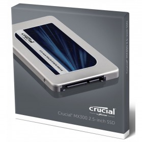 Crucial SATA 2.5 Internal SSD 2TB - MX300 - 3