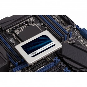 Crucial SATA 2.5 Internal SSD 525GB - MX300 - 5