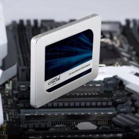 Crucial SATA 2.5 Internal SSD 500GB - MX500 - 3