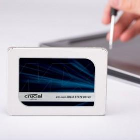 Crucial SATA 2.5 Internal SSD 1TB - MX500 - 2
