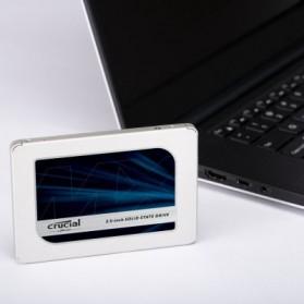 Crucial SATA 2.5 Internal SSD 1TB - MX500 - 4