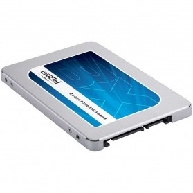 Storage Komputer PC / Laptop - Crucial SATA 2.5 Internal SSD 120GB - BX300