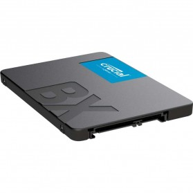 Crucial SATA 2.5 Internal SSD 6GB/s 480GB - BX500 - Black - 3