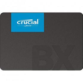 Crucial SATA 2.5 Internal SSD 6GB/s 2TB - BX500 - Black - 2