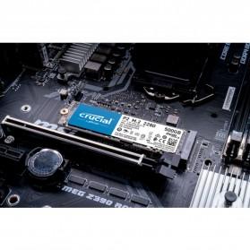 Crucial P2 SSD PCIe M.2 2280 500GB - CT500P2SSD8 - 4