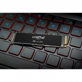 Crucial P5 SSD PCIe M.2 2280 500GB - CT500P5SSD8 - 2
