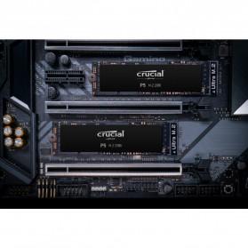 Crucial P5 SSD PCIe M.2 2280 500GB - CT500P5SSD8 - 3