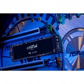 Crucial P5 SSD PCIe M.2 2280 500GB - CT500P5SSD8 - 4