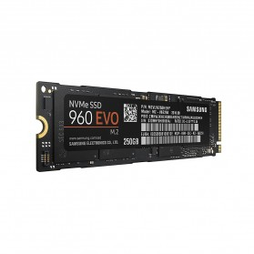 Samsung SSD 960 EVO NVMe M.2 250GB - MZ-V6E250BW - 2