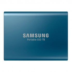 Samsung Portable SSD T5 500GB - MU-PA500B - Blue