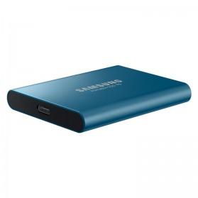 Samsung Portable SSD T5 500GB - MU-PA500B - Blue - 5