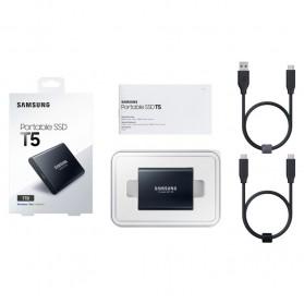 Samsung Portable SSD T5 1TB - MU-PA1T0B - Black - 6