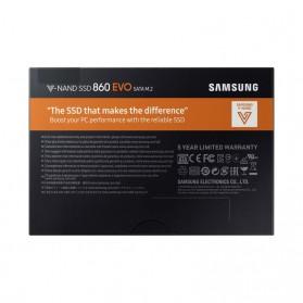 Samsung SSD 860 EVO M.2 SATA 1TB - MZ-N6E1T0BW - 6