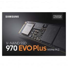 Samsung SSD 970 EVO Plus NVMe M.2 250GB - MZ-V7S250BW - 6
