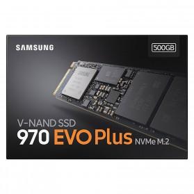 Samsung SSD 970 EVO Plus NVMe M.2 500GB - MZ-V7S500BW - 5