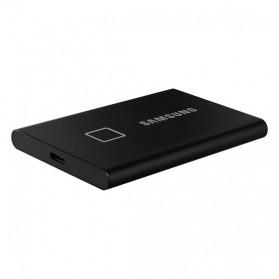 Samsung Portable SSD T7 Touch 500GB - MU-PC500K - Black - 4