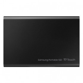Samsung Portable SSD T7 Touch 500GB - MU-PC500K - Black - 6