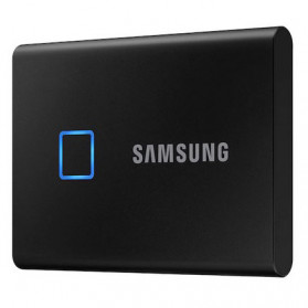 Samsung Portable SSD T7 Touch 1TB - MU-PC1T0K - Black - 2