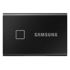 Samsung Portable SSD T7 Touch 1TB - MU-PC1T0K - Black - 5