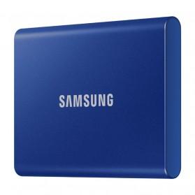 Samsung Portable SSD T7 USB 3.2 Gen2 500GB - MU-PC500T - Blue - 2