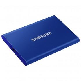 Samsung Portable SSD T7 USB 3.2 Gen2 500GB - MU-PC500T - Blue - 3