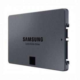Samsung SSD 870 QVO SATA-3 4TB - MZ-77Q4T0BW - Black - 3