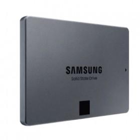 Samsung SSD 870 QVO SATA-3 4TB - MZ-77Q4T0BW - Black - 4