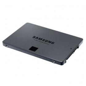 Samsung SSD 870 QVO SATA-3 4TB - MZ-77Q4T0BW - Black - 5