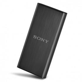 SONY External Portable SSD 128GB - SL-BG1/BC2 - Black