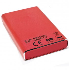 DGM My Mobile Storage External Portable SSD 128GB - Red - 4