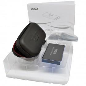 DGM My Mobile Storage External Portable SSD 256GB - Gray - 5