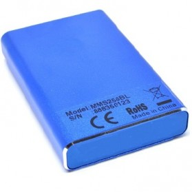 DGM My Mobile Storage External Portable SSD 256GB - Blue - 3
