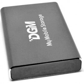 DGM My Mobile Storage External Portable SSD 512GB - Gray - 2