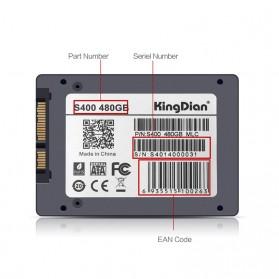 KingDian SSD S280 SATA III 2.5 Inch 480GB - 4