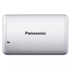 Panasonic Portable SSD 2.5 Inch 256GB - RP-SUD256P3C - Silver