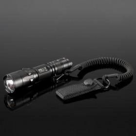 NITECORE Spring Tactical Lanyard - NTL20 - Black - 4