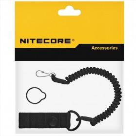 NITECORE Spring Tactical Lanyard - NTL20 - Black - 5