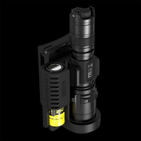 NITECORE Tactical Holster for P20 / P20UV - NTH30B - Black - 2