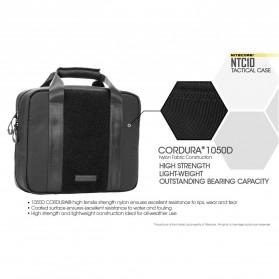 Nitecore NTC10 Tactical Case - Black - 5
