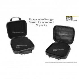 Nitecore NTC10 Tactical Case - Black - 8