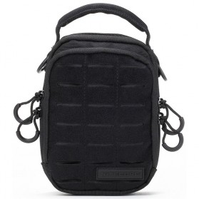 Nitecore NUP20 Tactical Utility Pouch - Black - 2